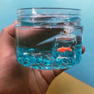 Traped Fish – Chất clear slime