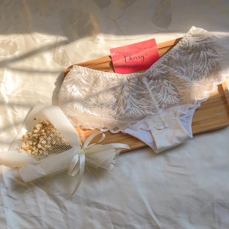 Bộ đồ lót Bralette Anasta không gọng mút ren cài trước lưng áo cách điệu | SaleOff247