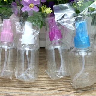 Beauty spray bottle 50ml makeup spray bottle spray bottle makeup bottle replenishing water bottle plastic bottle
