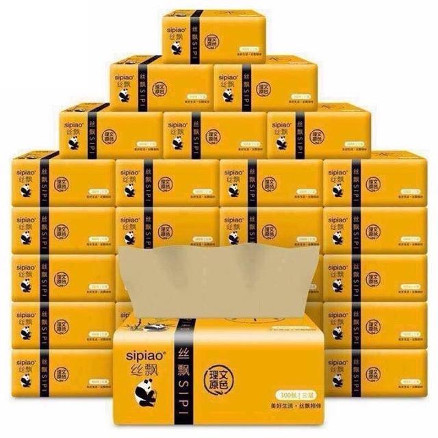 Combo thùng giấy ăn Gấu Trúc 27 gói (300tờ) - 2715916 , 729793009 , 322_729793009 , 190000 , Combo-thung-giay-an-Gau-Truc-27-goi-300to-322_729793009 , shopee.vn , Combo thùng giấy ăn Gấu Trúc 27 gói (300tờ)