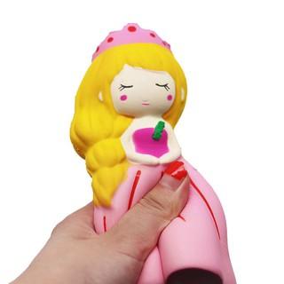 rẻ bèoĐồ chơi bóp Squishy kiểu dáng công chúa với họa tiết hình cô dâu shop oanh