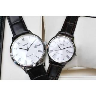 Đồng hồ Cặp đôi nam nữ Orient Quartz RF-QD0008S&RF-QA0008S thumbnail