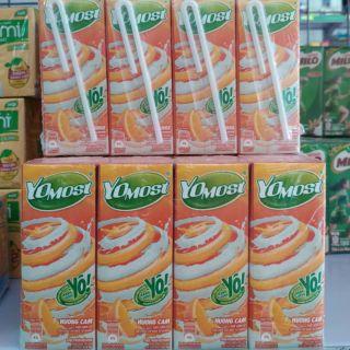 Yomost cam lốc 4 hộp 170ml