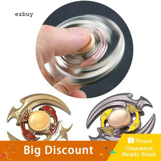 【Ready Stock】Kids Adults Hand Spinner Alloy Finger Toy EDC Focusing ADHD Autism Relieving