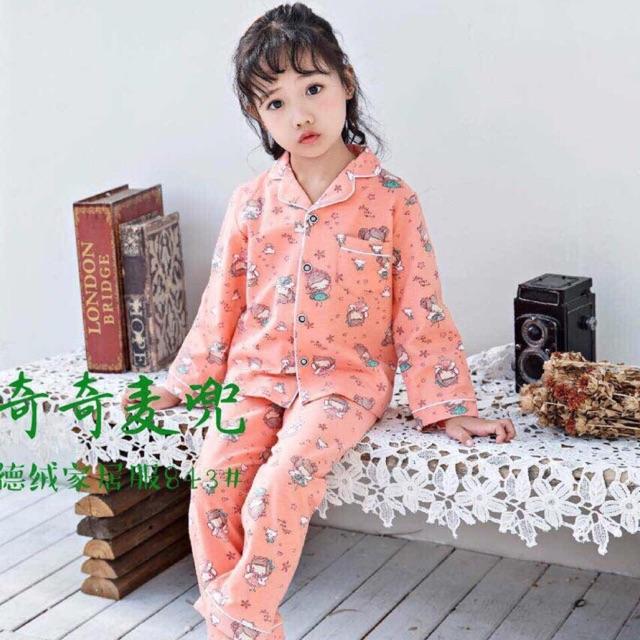 Bộ pijama chất cotton