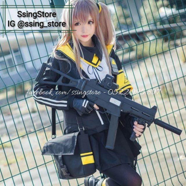 Set COSPLAY nữ cảnh sát dễ thương ( Hàng order )