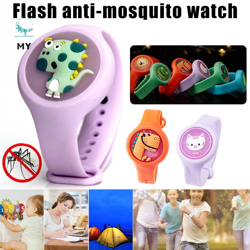 Vòng Đeo Tay Đuổi Muỗi Cho Bé