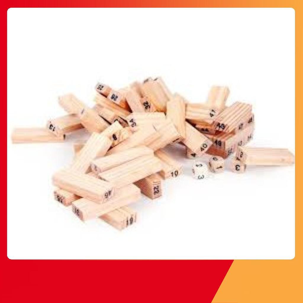 [BÃO GIẢM GIÁ] Sỉ 5 rút gỗ mini 54 thanh   HÀNG MỚI