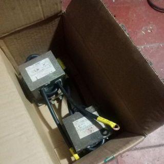 Biến áp lò vi sóng 800-900e quấn sẵn dây m25 hàn cell pin
