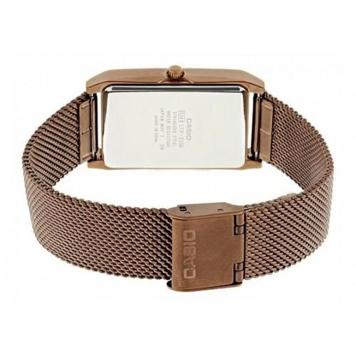 Đồng hồ nữ chính hãng casio Anh Khuê LTP-E156MR-9ADF Mặt chữ nhật