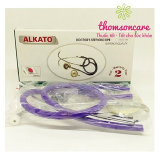 Ống nghe, tai nghe y tế ALAKTO - AK2-0811 - Chính hãng từ Nhật Bản thumbnail