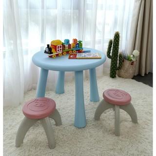 Bộ bàn ghế cho bé ngồi chơi, ngồi tập vẽ Toyshouse - RT01B