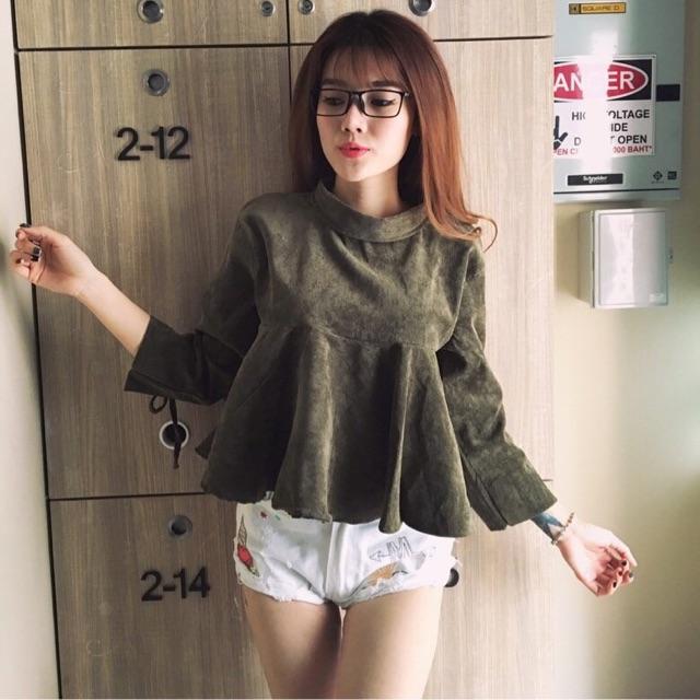 Áo nữ kiểu