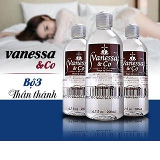[Giá Sỉ] Bộ 3 Lọ Gel Bôi Trơn Nhật Bản Vanessa & Co 200ml Giá Siêu Rẻ Gel Bôi Trơn Tăng Cường Độ Ẩm Cho Cô Bé Cự thumbnail