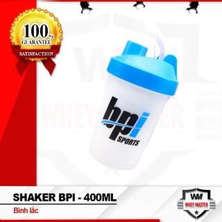 Bình Nước shaker 400ml cực cute – Nhựa BPA Free – An Toàn Cho Người Dùng – Chính hãng