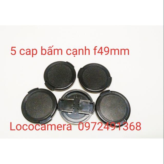 Set 50k/5c cap bấm cạnh f49mm