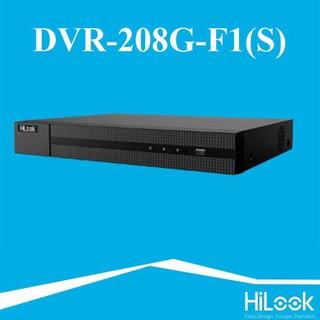 Đầu ghi hình TVI-IP 8 kênh HILOOK DVR-208G-F1(S) – Hàng chính hãng