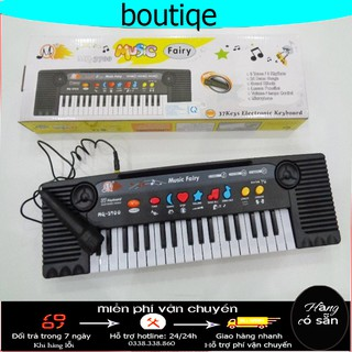 [RẺ VÔ ĐỊCH]Piano kèm Micro cho bé, 27 phím cho bé thỏa sức sáng tạo, đàn 3700_ đồ chơi phát nhạc[HOT]