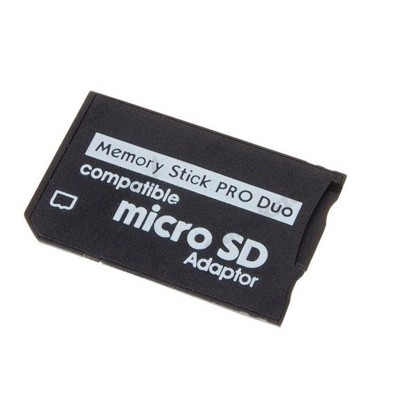 Adapter Micro SD to MS Pro Duo