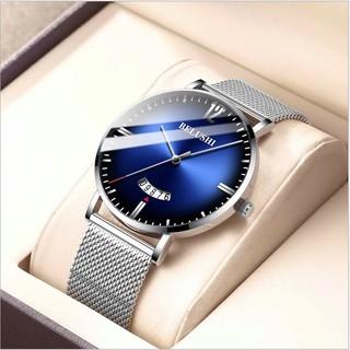 Đồng hồ nam BELUSHI chính hãng cao cấp, dây thép nhuyễn, tuyệt đẹp, tặng kèm tháo mắc, tỳ hưu ( Mã: ABL12 )