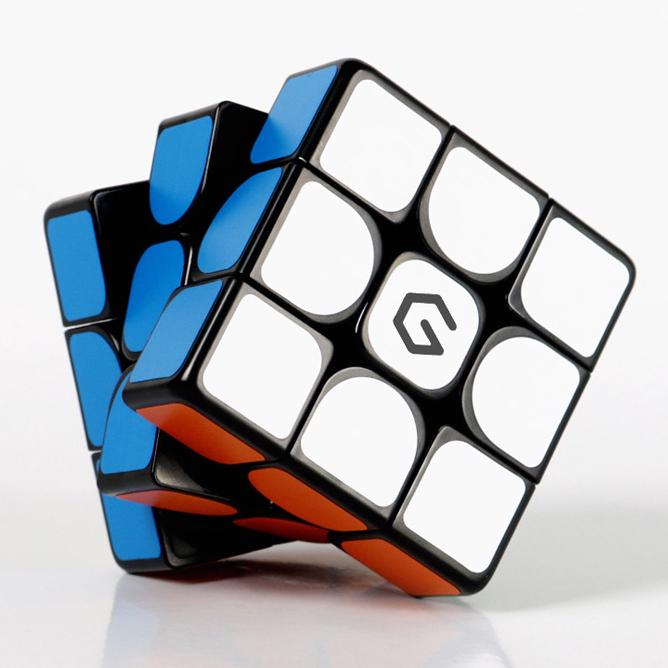 Xiaomi Giiker M3 Magnetic Cube 3x3x3 Vivid Color Square Magic Cube Puzzle Scienc