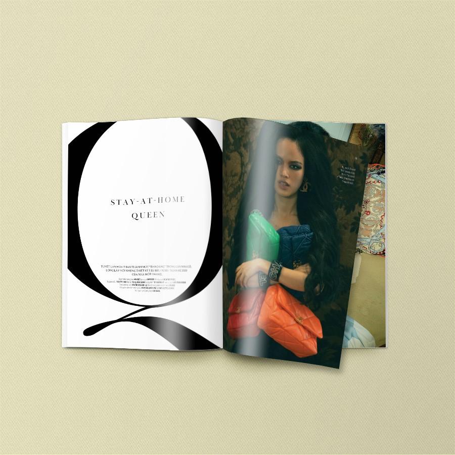 Tạp chí Đẹp - Số 255 (Tháng 4/2020)
