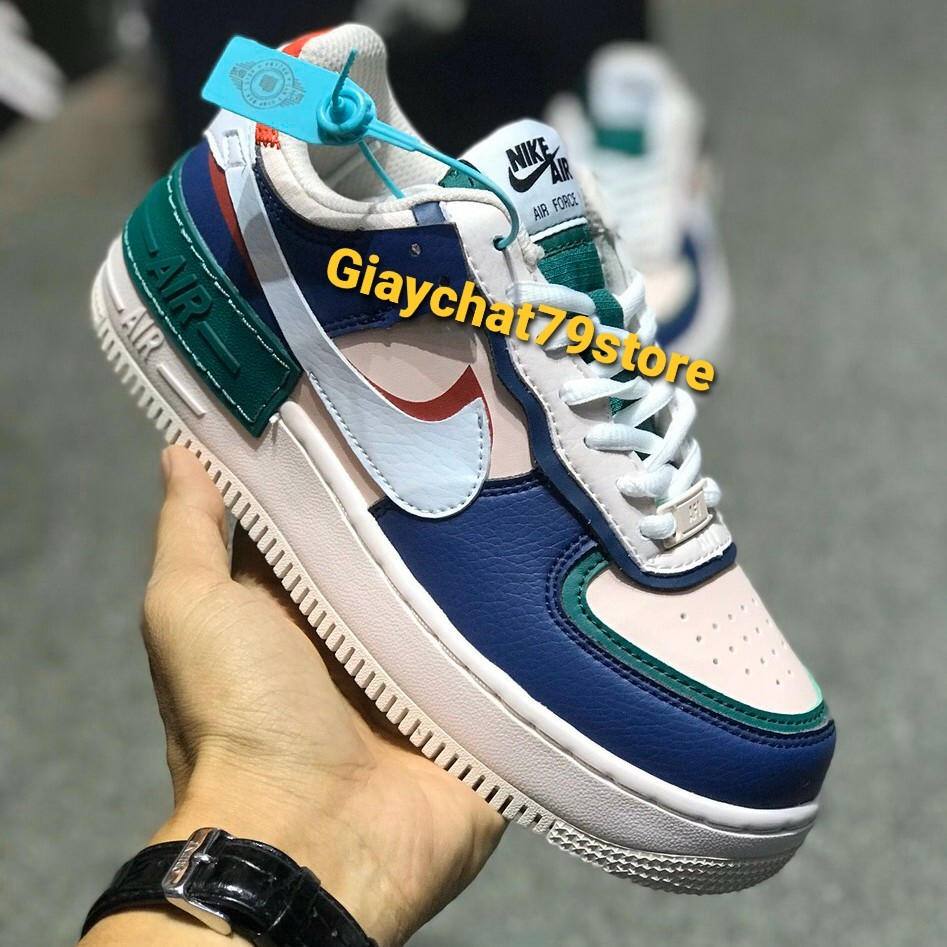 Ban Chạy Giay Nike Air Force 1 Shadow Mystic Ci0919 400 Women Chinh Hang Auth Fullbox New Shopee Việt Nam 4.3 out of 5 stars 11 ratings. shopee