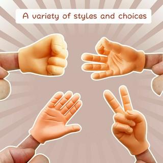 Mô hình bàn tay mini gắn đầu ngón tay trang trí Halloween thumbnail