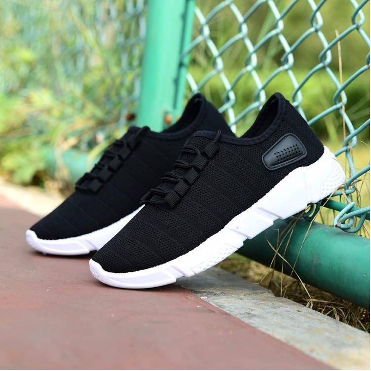 Giày sneaker thời trang nam Verygood MS10 màu đen vrg1381