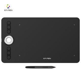 Bảng Vẽ Điện Tử XP-Pen Deco 02 6x10 inch 8192 Lực Nhấn, Vòng Xoay Dial Bạc (Tặng Găng Tay Họa Sĩ) thumbnail