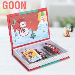 Goon Children Educational Toy Magnetic Puzzle Interactive Brain Development Toys