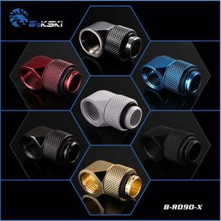 Fit góc 90 xoay 360 Bykski tản nhiệt nước custom - Hyno Store thumbnail