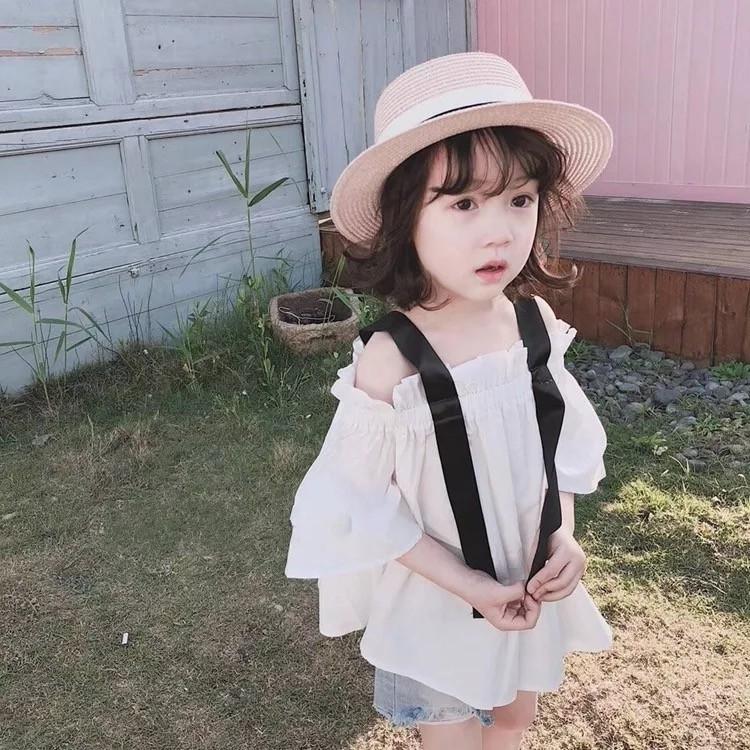 [SIÊU CHẤT LƯỢNG] Áo sơ mi trắng bé gái bẹt vai kiểu Hàn Quốc - 13828457 , 2029951124 , 322_2029951124 , 225400 , SIEU-CHAT-LUONG-Ao-so-mi-trang-be-gai-bet-vai-kieu-Han-Quoc-322_2029951124 , shopee.vn , [SIÊU CHẤT LƯỢNG] Áo sơ mi trắng bé gái bẹt vai kiểu Hàn Quốc