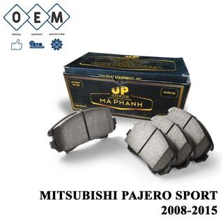 Má phanh sau ô tô MITSUBISHI PAJERO SPORT 2008-2015 thumbnail