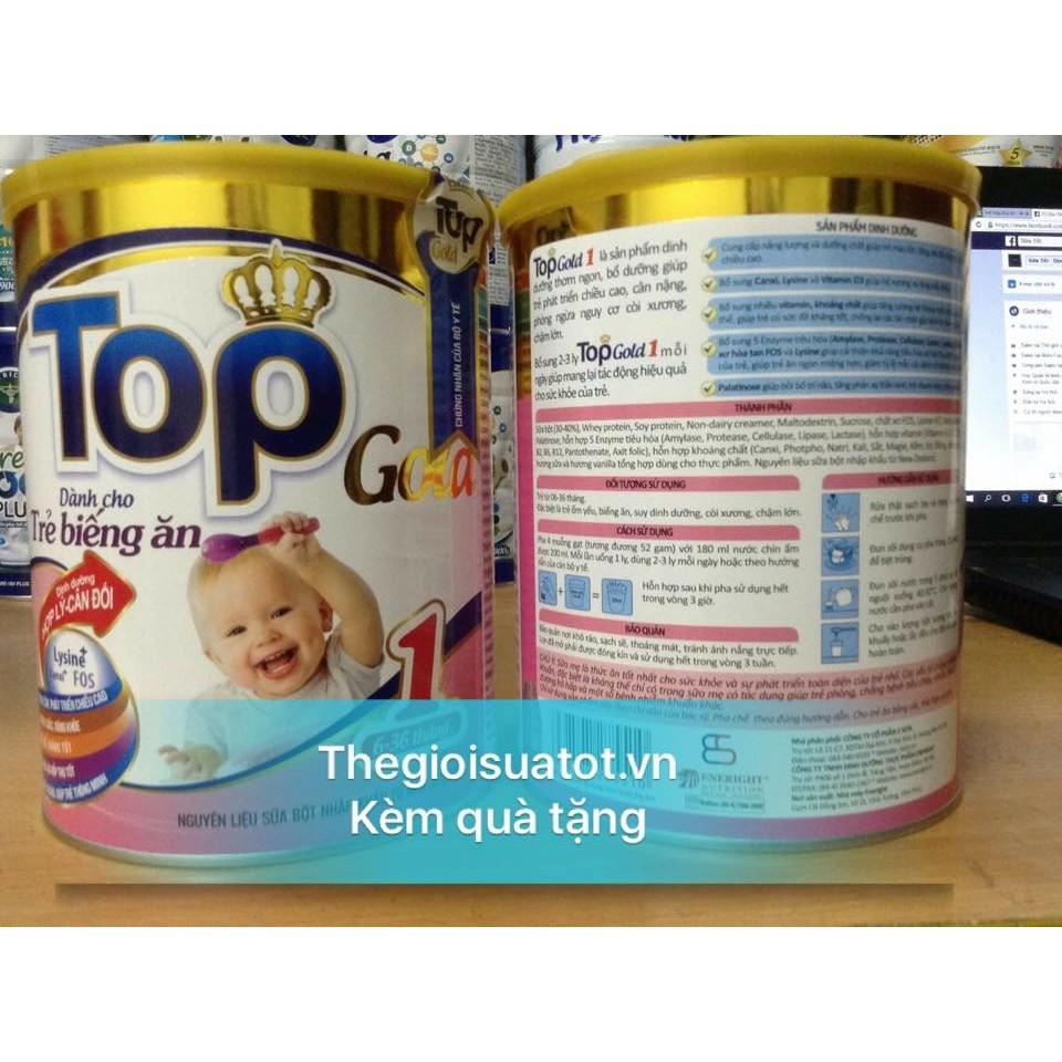 Sữa Top Gold 1 loại 900g - 2518480 , 103099537 , 322_103099537 , 305000 , Sua-Top-Gold-1-loai-900g-322_103099537 , shopee.vn , Sữa Top Gold 1 loại 900g