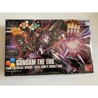 Mô hình Gundam HGBF 1/144 Gundam The End!