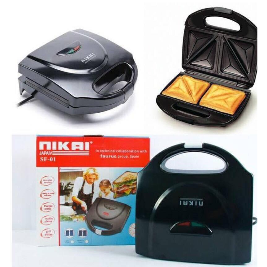 Máy làm bánh, máy nướng bánh Nikai dành cho chị em đảm đang - 2518404 , 943354591 , 322_943354591 , 350000 , May-lam-banh-may-nuong-banh-Nikai-danh-cho-chi-em-dam-dang-322_943354591 , shopee.vn , Máy làm bánh, máy nướng bánh Nikai dành cho chị em đảm đang