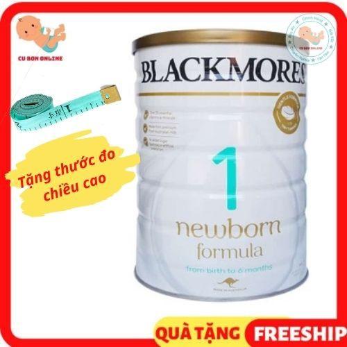 Sữa Blackmores số 1,2,3 cho bé 900g, úc cho bé từ sơ sinh cung cấp đầy đủ dưỡng chất cho sự phát triển toàn diện của bé