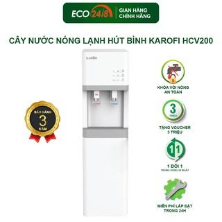 Cây Nước Nóng Lạnh KAROFI HCV200RO Có Khóa Vòi Nóng An Toàn Cho Trẻ Nhỏ