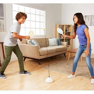Bộ Bóng Bàn Tập Phản Xạ – Bộ bóng gồm 3 bóng , 2 vợt ,2 que cắm bóng và chân cắm bóng