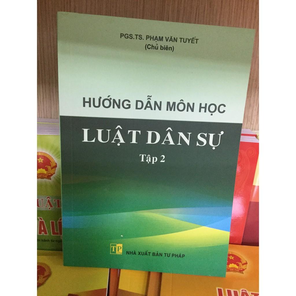 [ Sách ] Hướng Dẫn Môn Học - Luật Dân Sự (Tập 2) - 2928800 , 1207871941 , 322_1207871941 , 135000 , -Sach-Huong-Dan-Mon-Hoc-Luat-Dan-Su-Tap-2-322_1207871941 , shopee.vn , [ Sách ] Hướng Dẫn Môn Học - Luật Dân Sự (Tập 2)