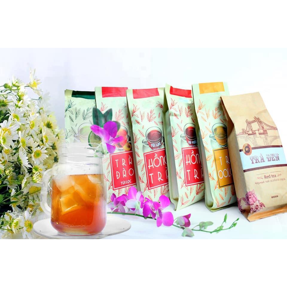 Hồng Trà Bá Tước Earl Tea Chuẩn Pha Trà Sữa Túi 500gr - Coante