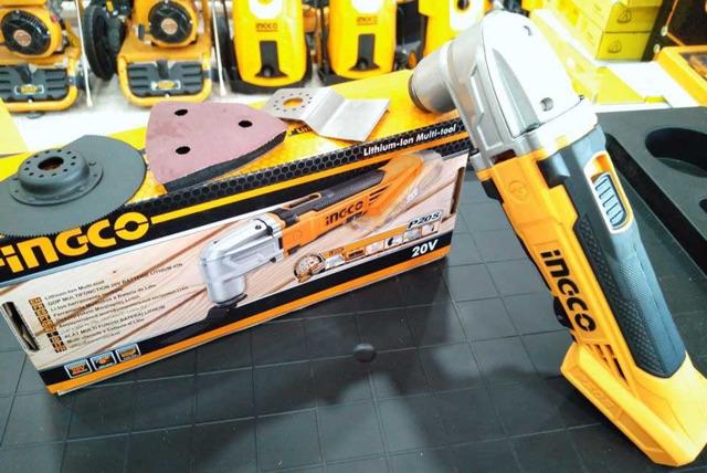 Body Thân máy cắt rung dùng pin 20v Ingco