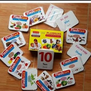 Thẻ học thông minh cho bé (FLash Card)