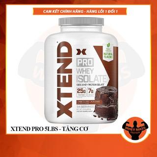 Scivation Xtend Pro 5 Lbs (2.4 kg) – Chính Hãng 100%