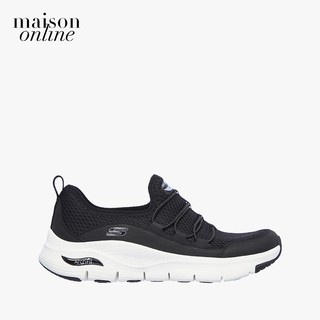 SKECHERS - Giày sneaker nữ Arch Fit Lucky Thoughts 149056-BKW thumbnail