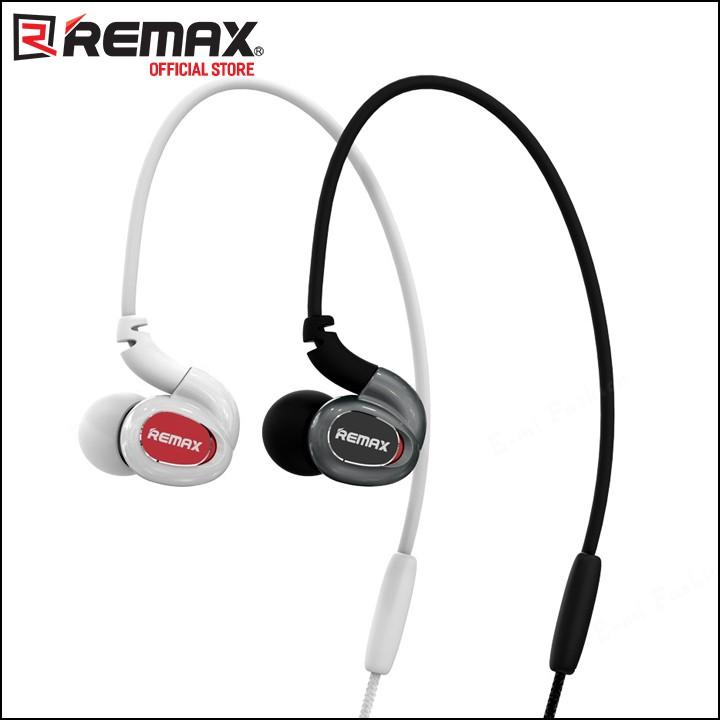 [Mã ELTECHZONE giảm 5% đơn 500K] Tai nghe Bluetooth Remax RB-S8 / Remax S8 choàng cổ kiêm remote bluetooth chụp hình