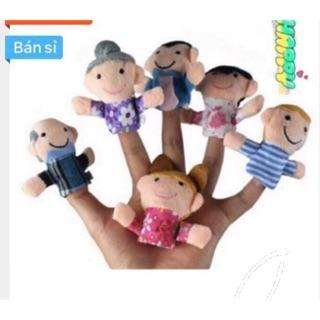 Family finger ( rối gia đình )