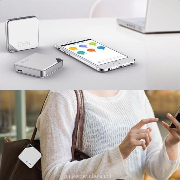 Ổ cứng không dây Mili iData Air 64GB-128GB