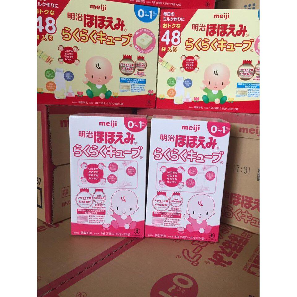 48 thanh sữa Meiji số 0 nội địa 27g*24*2 - 3088225 , 588504357 , 322_588504357 , 1240000 , 48-thanh-sua-Meiji-so-0-noi-dia-27g242-322_588504357 , shopee.vn , 48 thanh sữa Meiji số 0 nội địa 27g*24*2